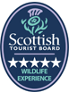 Scottish Tourist Board 5 Star Wildlife Experience